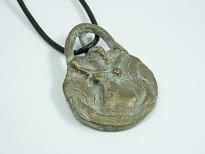"""Original pendant by EGUCHI Shu, """"Aphrodite"""""""