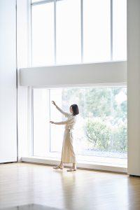 Sakai Yukina, 2019, photo: Aikawa Ken'ichi