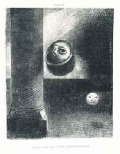 From Museum Collection: Prints of Odilon Redon — On the 180th Anniversary of His Birth