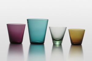 「カイ・フランク」展 創作ワークショップ「十人十色のガラス色」