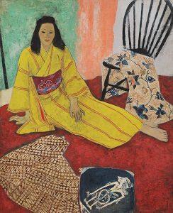 珠玉の日本画展