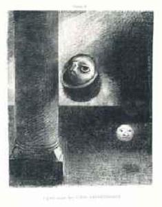 生誕180年 オディロン・ルドン版画展