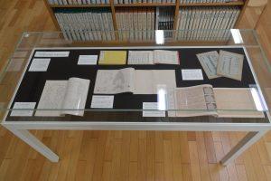 小企画「明治150年 ―明治期の図画教育と「用器画」教科書」