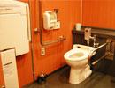 ベビーシート付トイレ