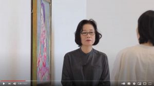 [オンライン公開]企画展「生命のリアリズム 珠玉の日本画」内田あぐりアーティストトーク