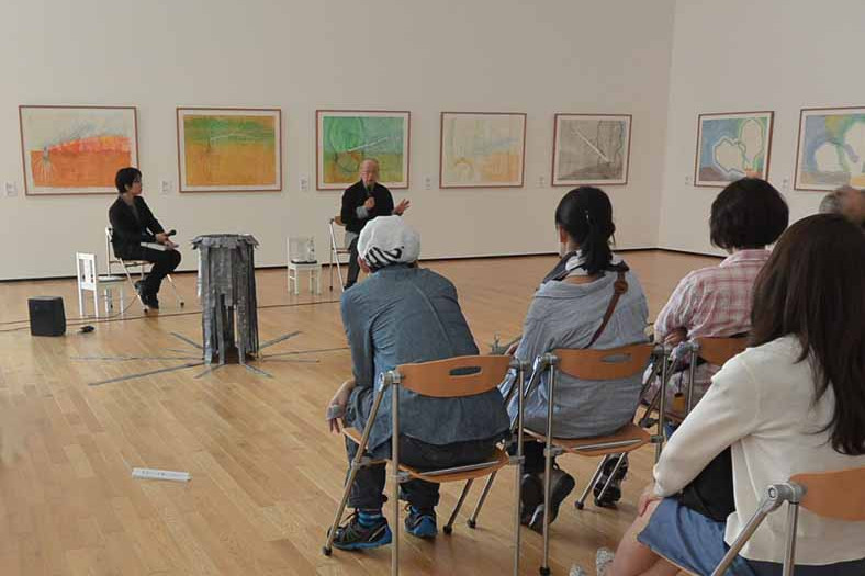 Gallery Talks / Artist Talks