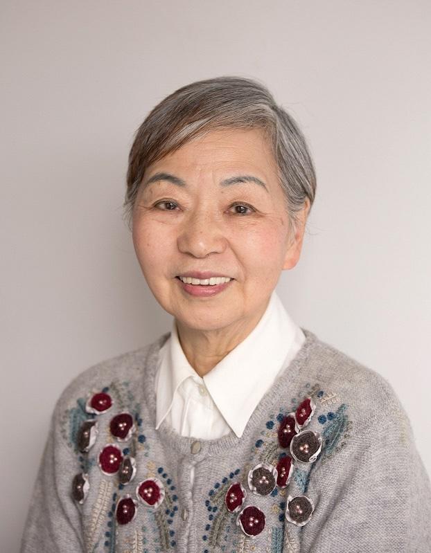 中村桂子ポートレート
